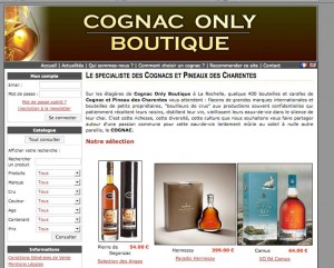 cognac-only